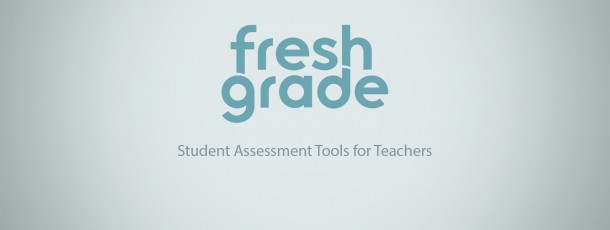 FreshGrade: Website Update Live