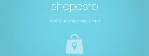 Brand, UX, UI: shopesto